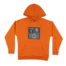 Endayz Video System Hoodie - Dark Orange