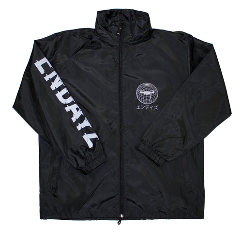 Drone Club Wind Breaker Black
