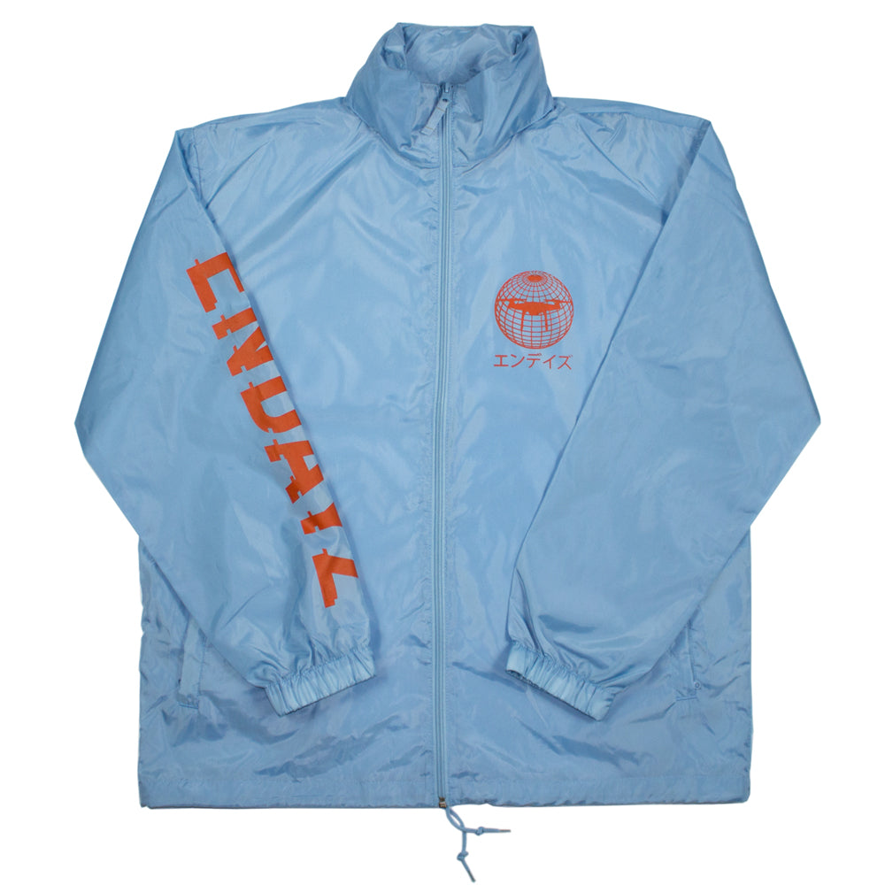 Endayz Drone Club Wind Breaker Light blue
