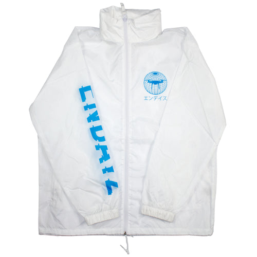 Drone Club Wind Breaker White