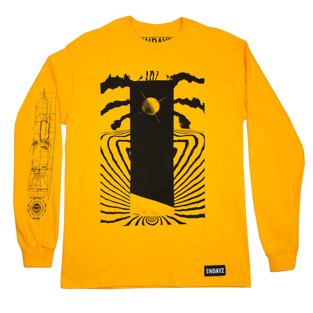 Endayz Long sleeve No gravity Gold