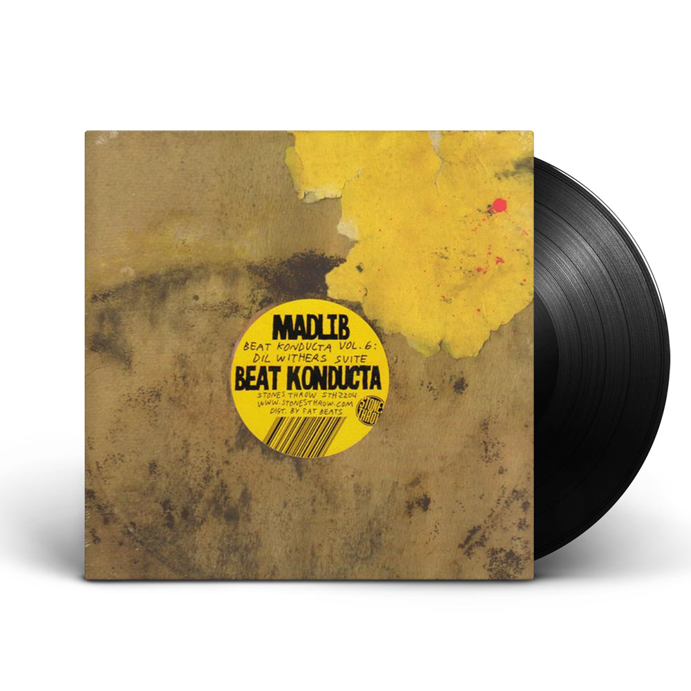 Madlib - Beat Konducta Vol. 6: Dil Withers Suite