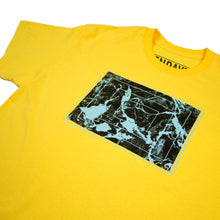 Endayz Terrain T-shirt Yellow