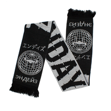 Endayz Drone scarf XL Black/White