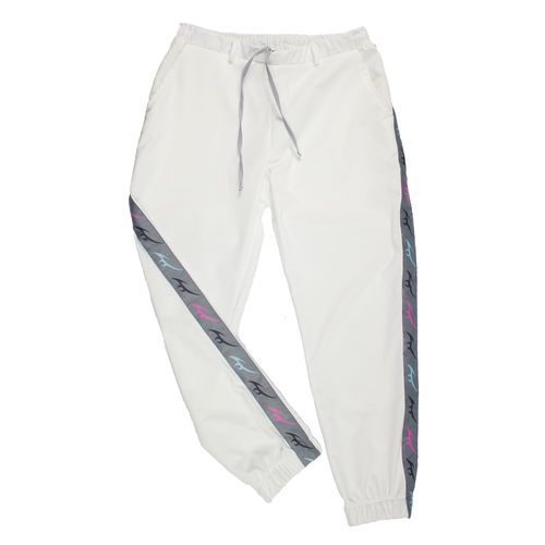Trible Pants White