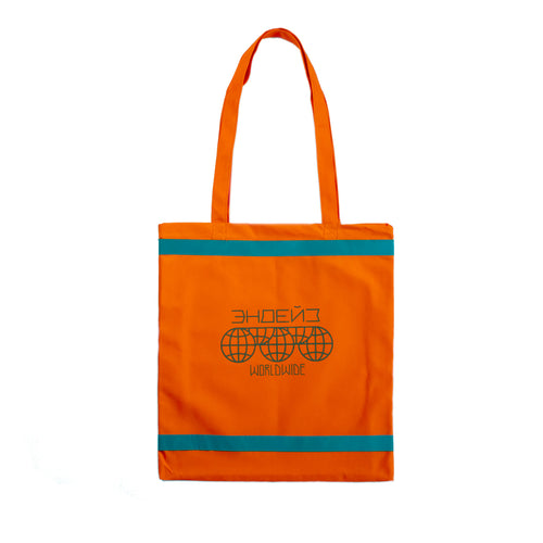 Endayz Tote Bag Orange Neon