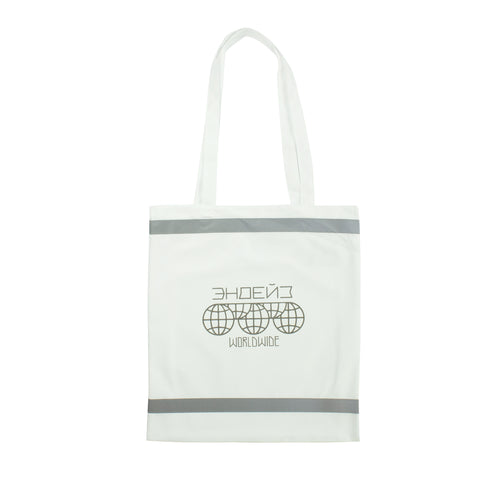 Endayz Tote Bag White