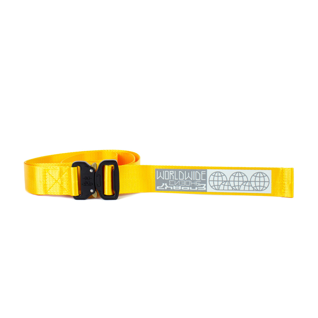 Endayz Utility Buckle Belt Yellow