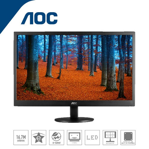 "MONITOR LED 19"" AOC E970SWN"