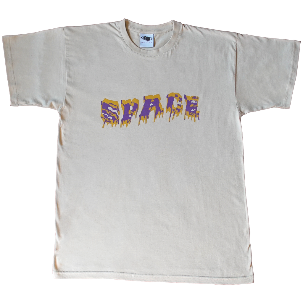 Melted Beige Space T