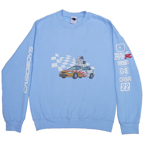 Space Team Racing Sweatshirt