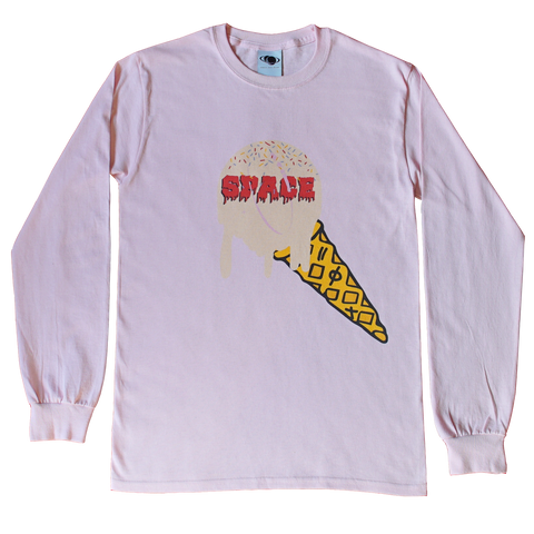 Ice Cream Long Sleeve T