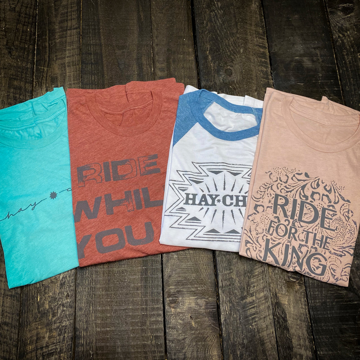 Hay Chix® Graphic Tees