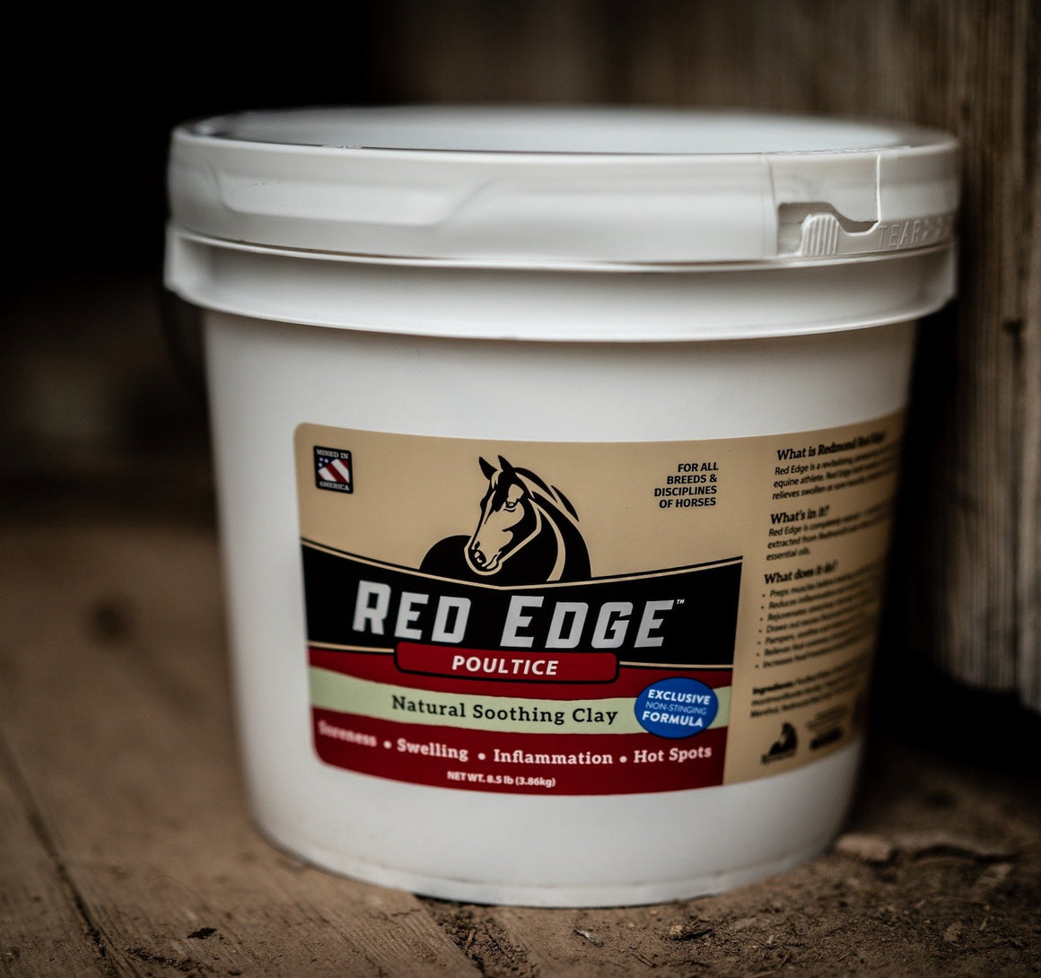 Redmond Red Edge Poultice