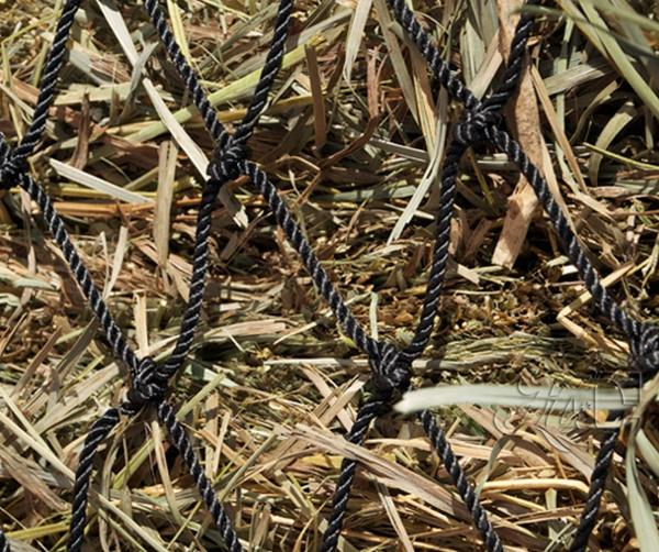 "USED Hay Chix® Replacement Half Bale Net - 1 3/4"" Heavy Duty"