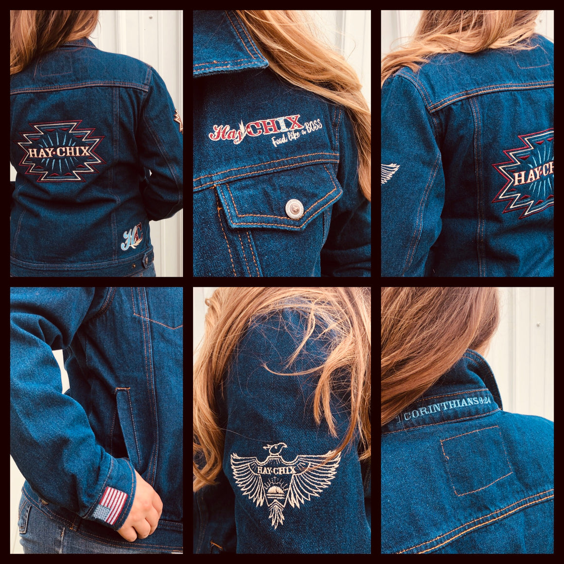 Hay Chix Ladies Jacket