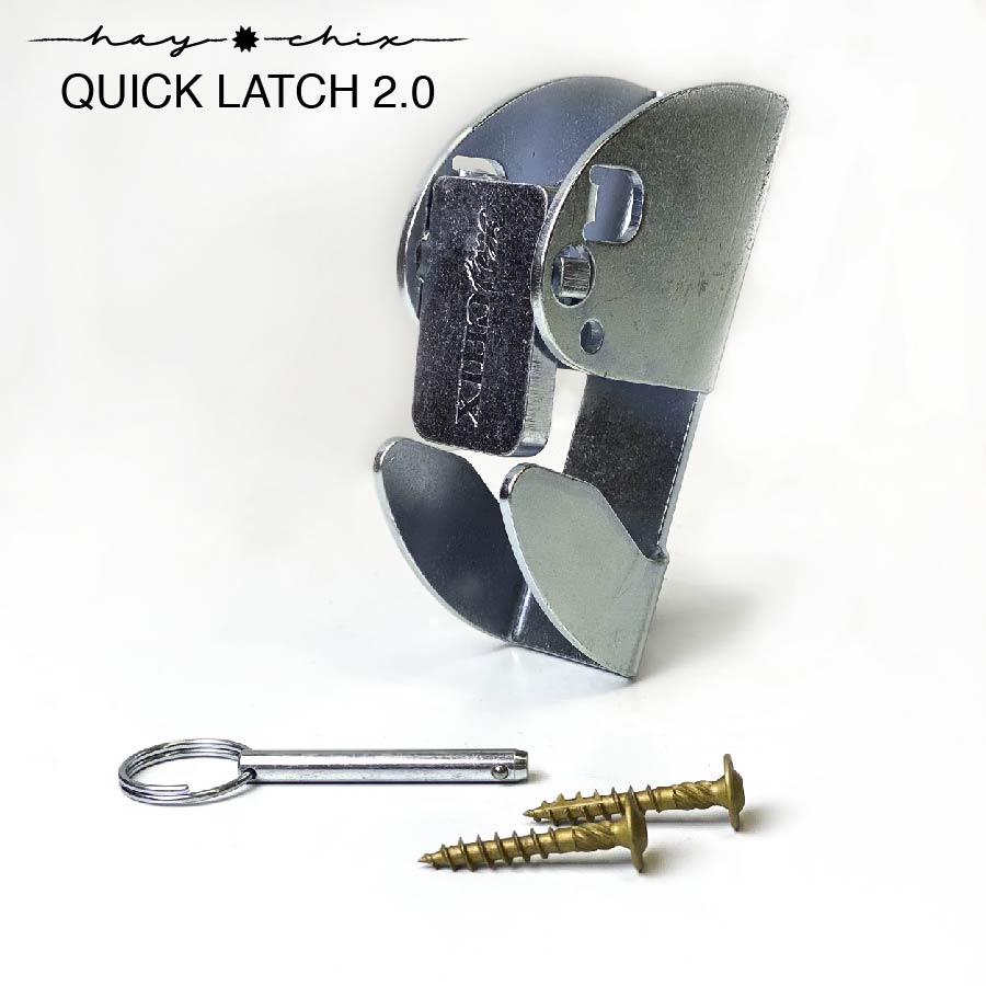 Hay Chix® Quick Latch