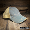 Hay Chix® Distressed Ball Caps