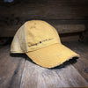 Hay Chix® Distressed Ball Cap