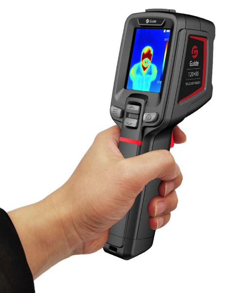 Guide T120H Fever Screening Thermal Camera