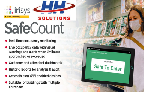 SafeCount Occupancy Monitoring System