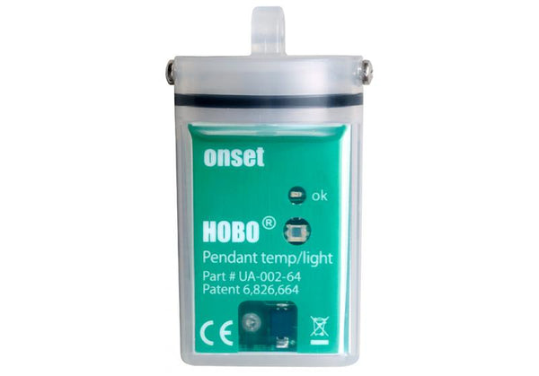 HOBO Pendant® Temperature/Light 64K Data Logger