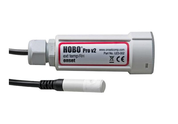 HOBO U23 Pro v2 External Temperature/Relative Humidity Data Logger