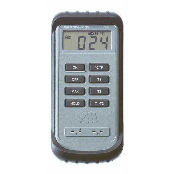 KM340 Differential Temperature Thermometer