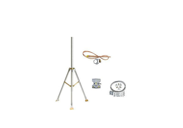HOBO Weather Station 2-Meter Tripod Kit