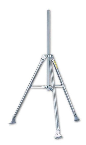 DAVIS EZ-MOUNT TRIPOD WITH LAG BOLTS (FOR IN-GROUND MOUNTING)