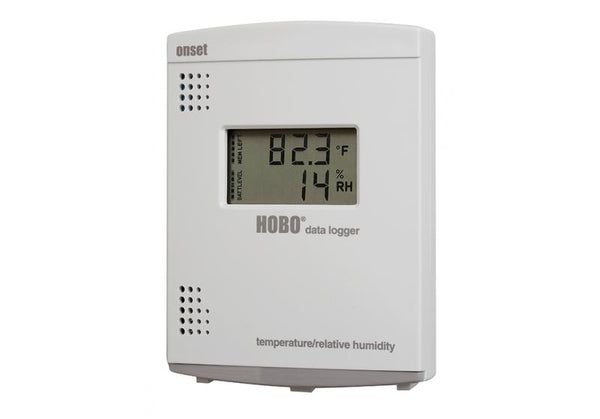 HOBO LCD - Temperature/Relative Humidity (RH) Data Logger