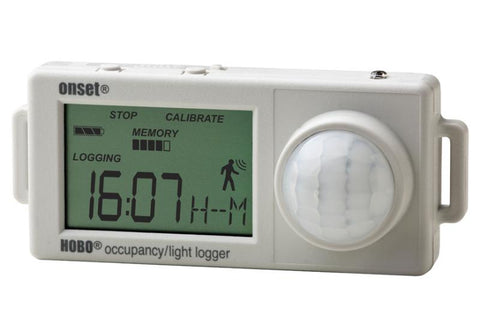 HOBO Occupancy/Light (12m Range) Data Logger