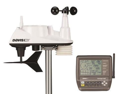 Davis Vantage Vue Weather Stations