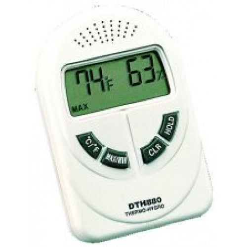 DTH880 Combined Humidity Meter and Thermometer
