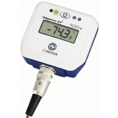 N2014 Temperature Data Logger - Single or Multiple Thermocouple