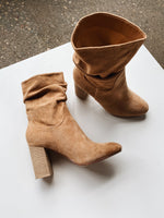 Darby Toffee Bootie