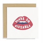 Kissable Card
