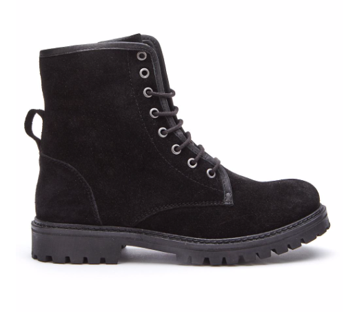 No Fly Bootie (Black)