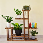 Wooden Stand by Urban Living Ideas®