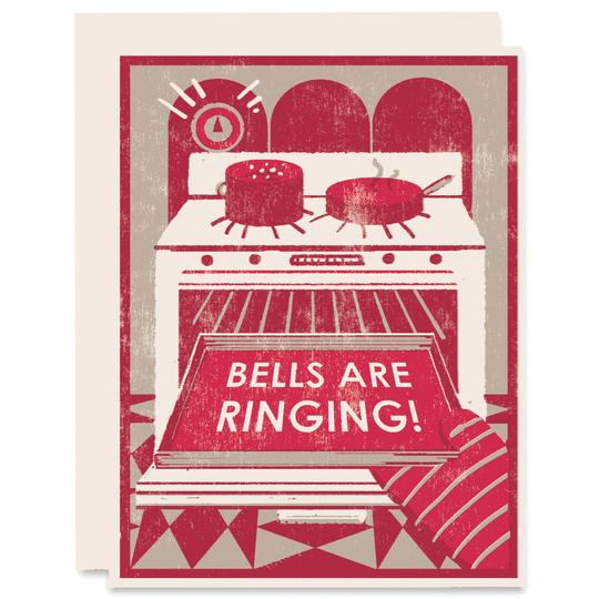 Bells Are Ringing Holiday Card