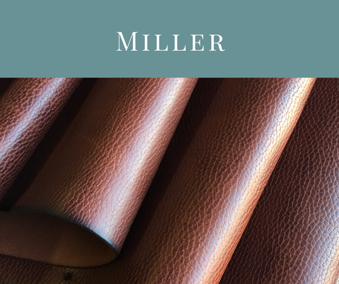 Wickett & Craig - Miller Milled Harness Vegetable Tanned Leather