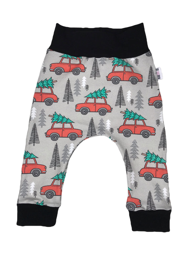 CHRISTMAS TREE CARS | HAREM JOGGER (6m/18m)