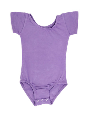 LAVENDER | CAP SLEEVE LEOTARD