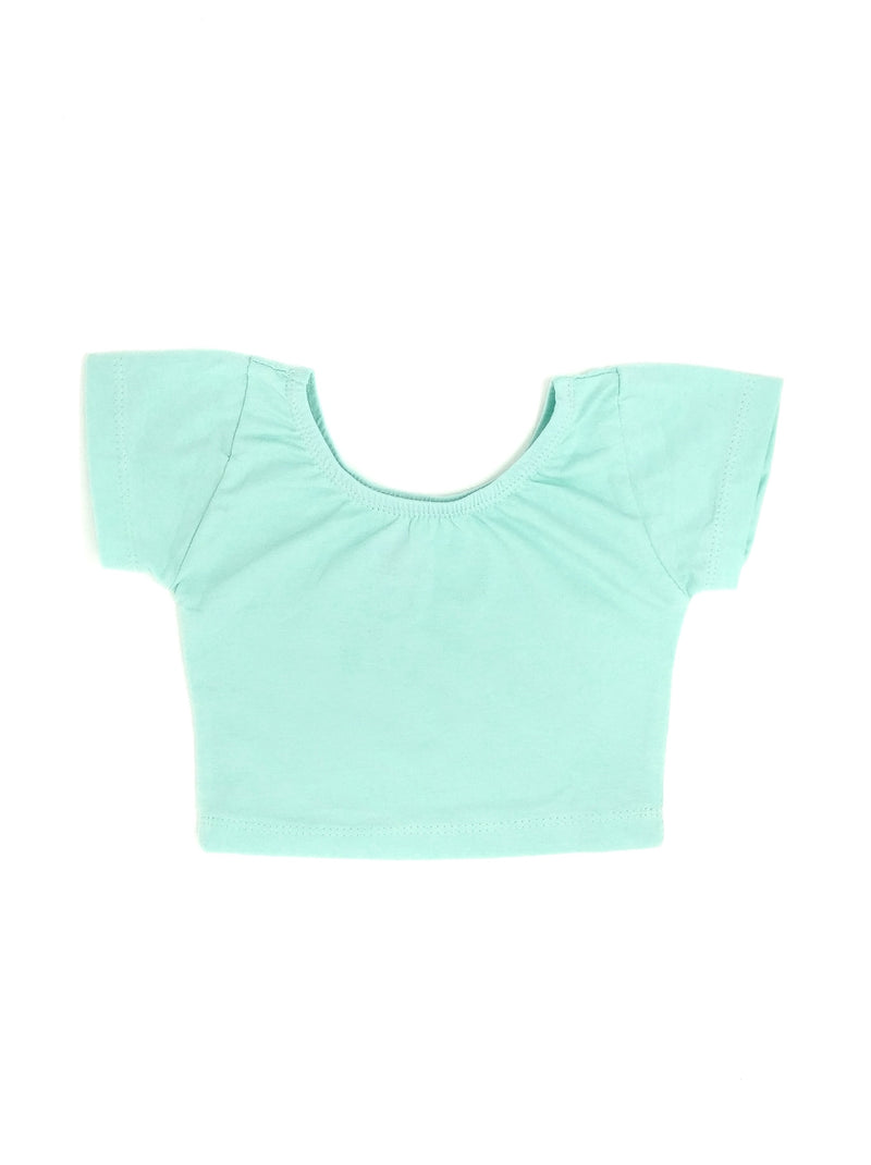 MINT | CROP TOP