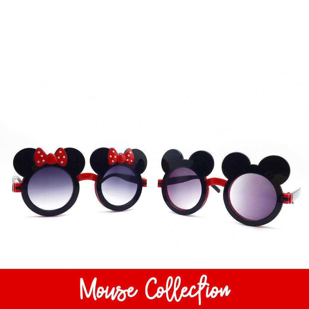 MOUSE COLLECTION SUNGLASSES