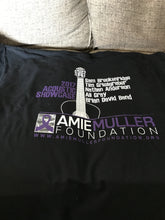 Amie Muller Foundation 1st Annual Acoustic Showcase T-Shirt