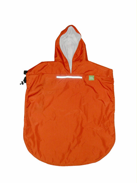 spring carrier coat -orange