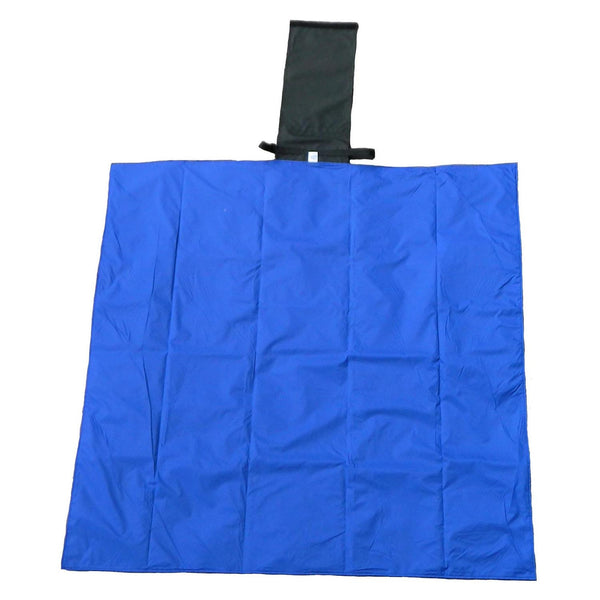 100% waterproof park blanket - blue
