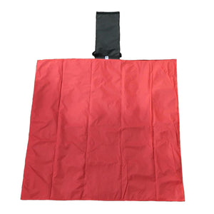 100% waterproof park blanket - red