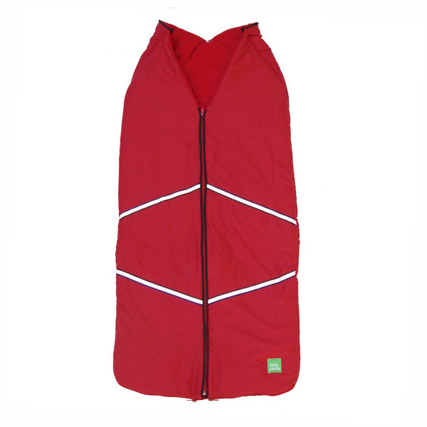 stroller cover - red
